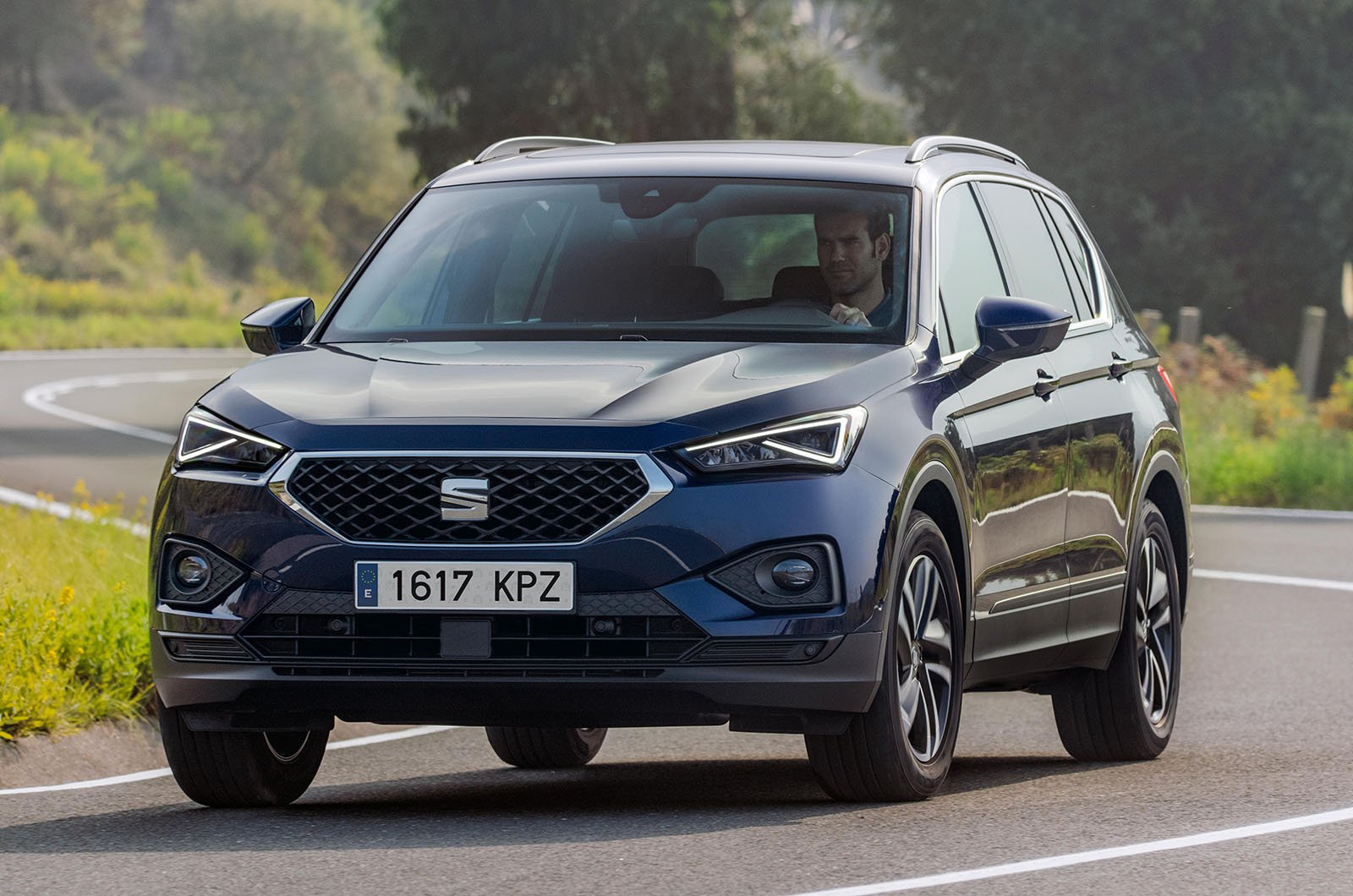 2019 seat tarraco review price specs and release date. Black Bedroom Furniture Sets. Home Design Ideas