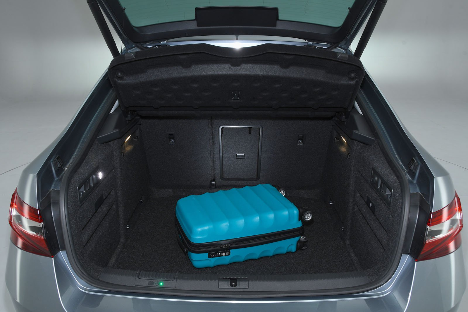 Skoda Superb Boot