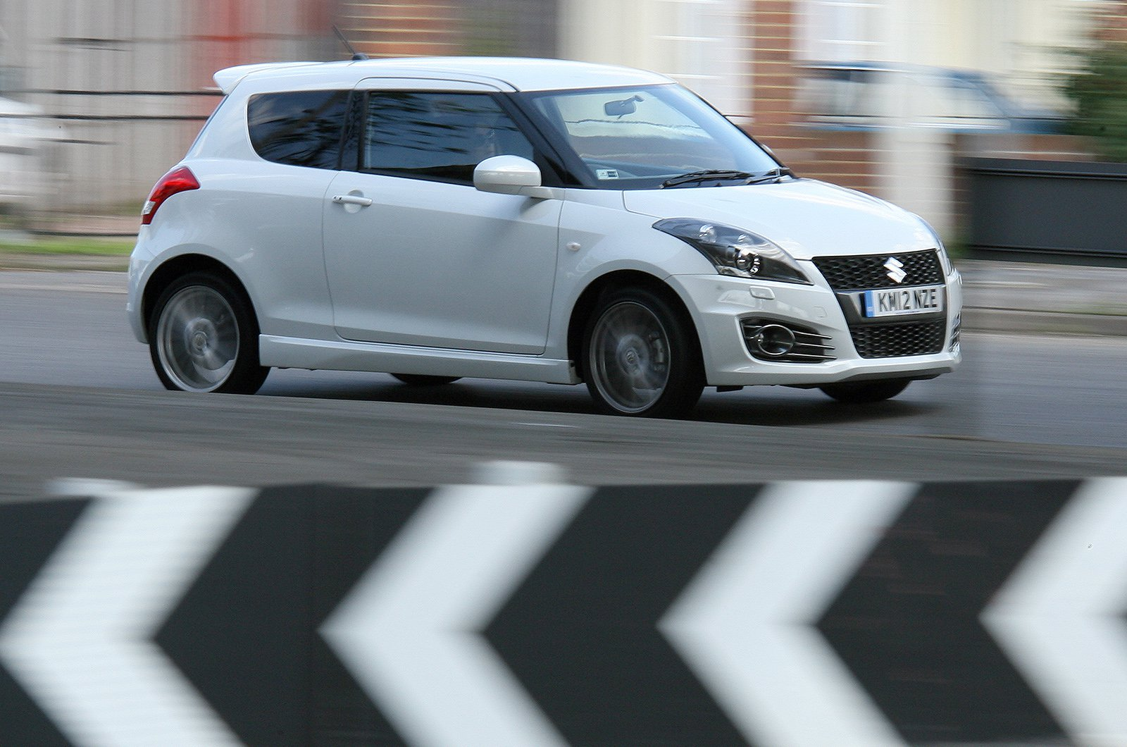 Used Suzuki Swift Sport 2012-2017