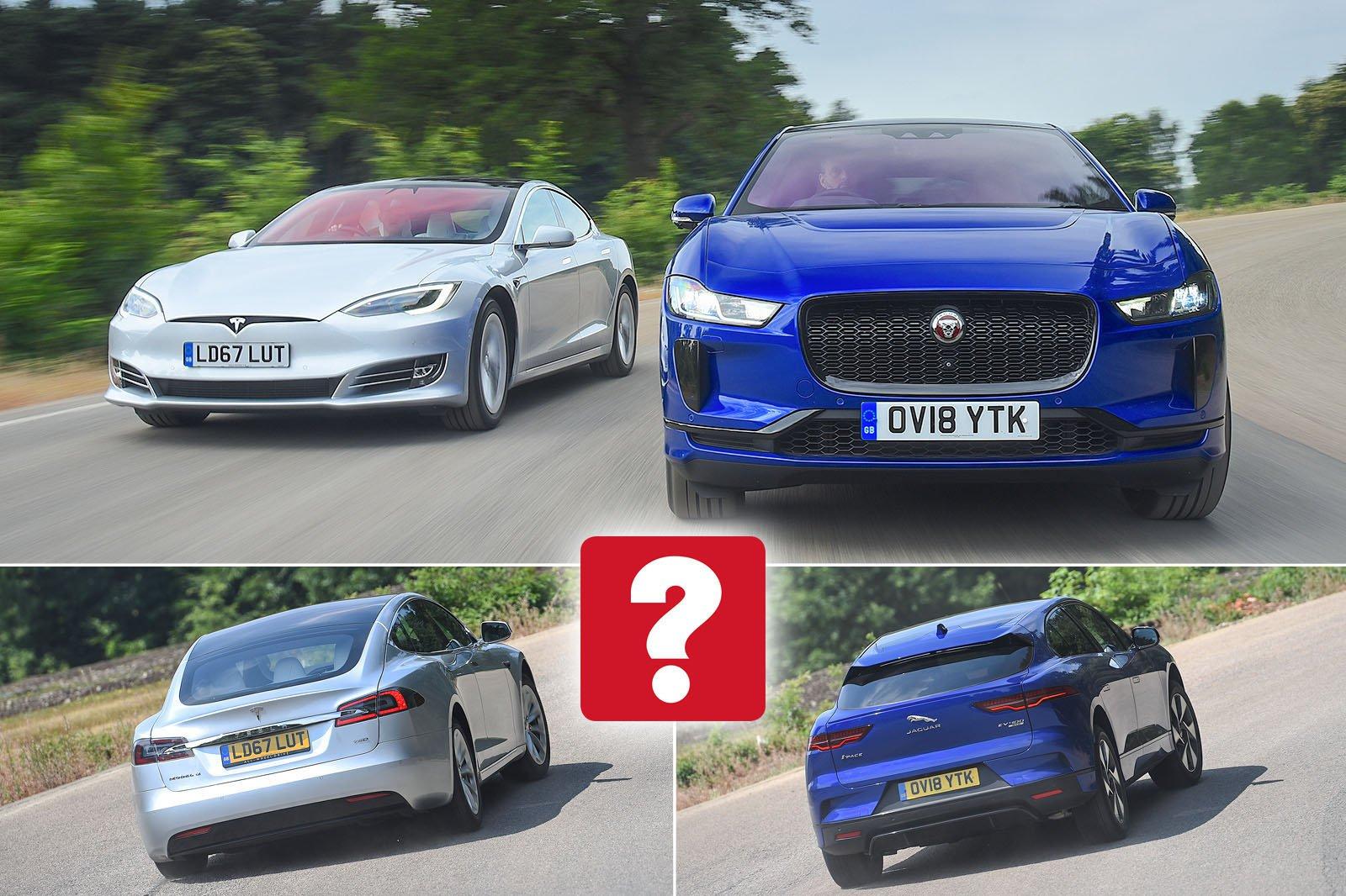 New Jaguar I-Pace vs Tesla Model S | What Car?