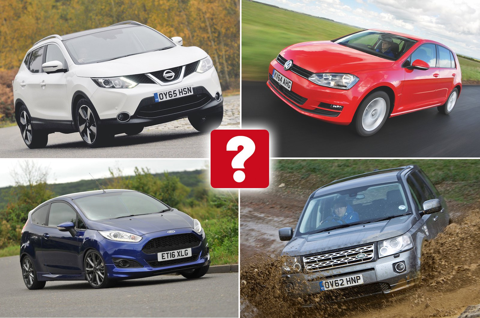 Most popular used car reviews of 2018