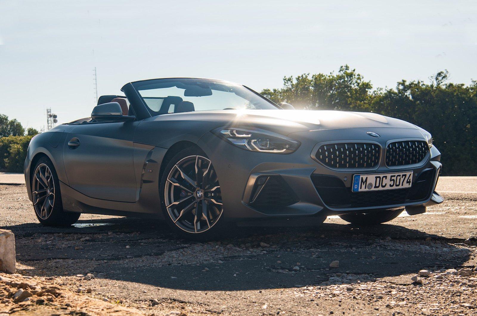 BMW Z4 Static Front