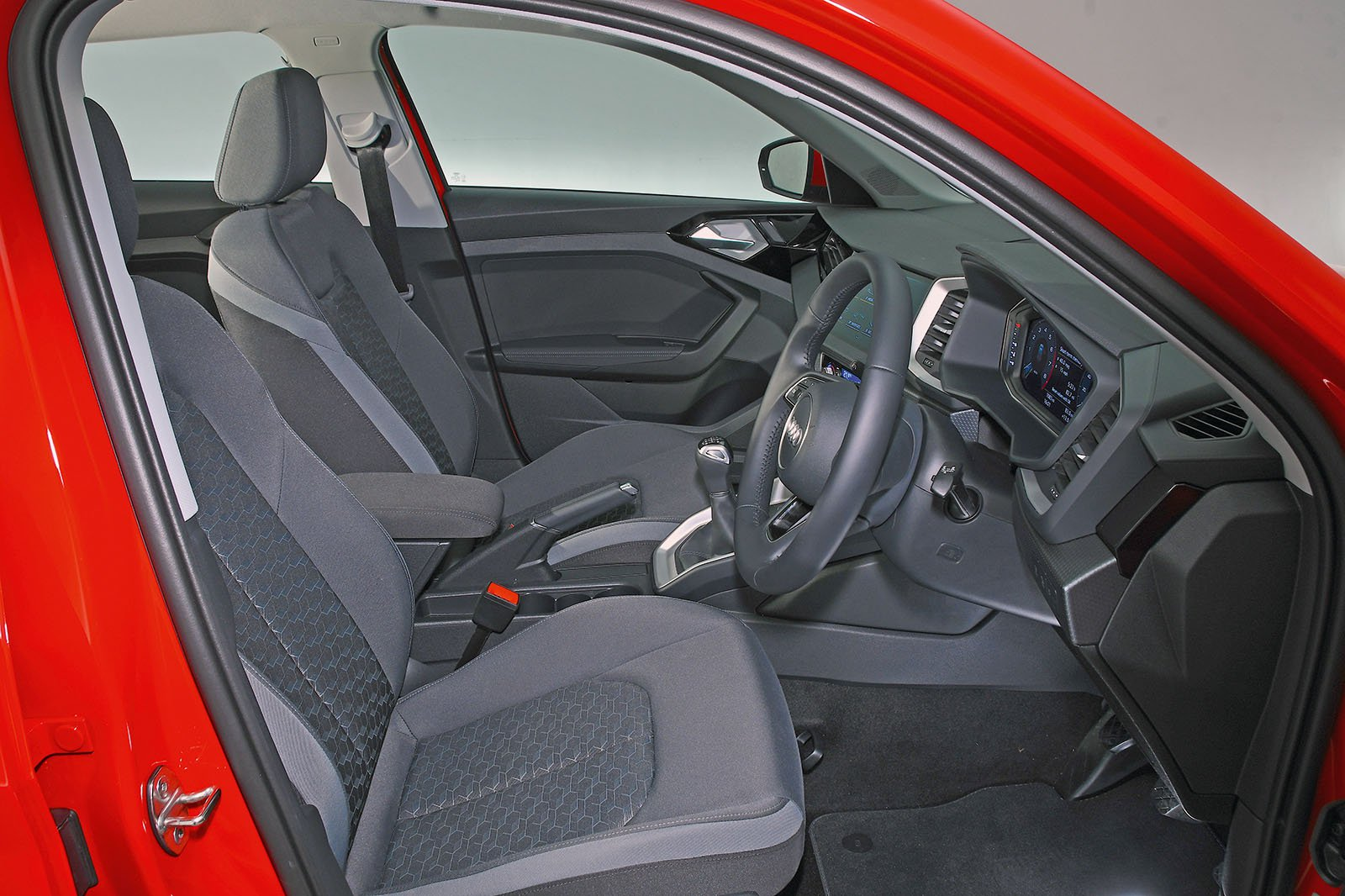 Audi A1 Sportback front seats