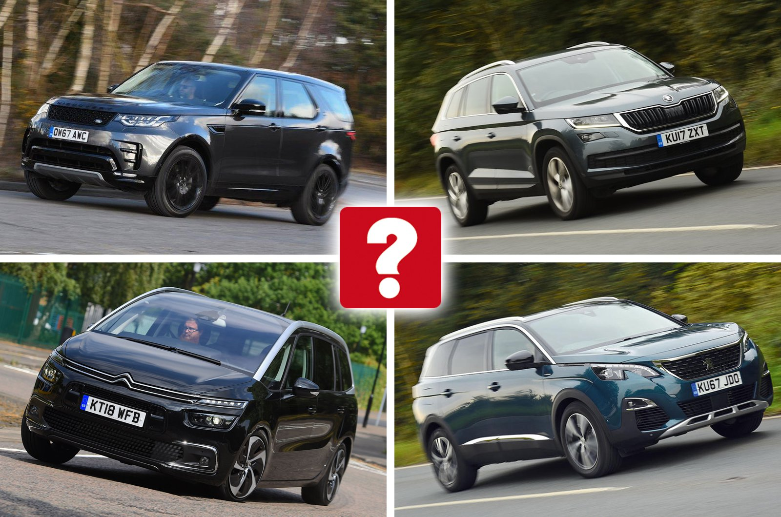 Best seven-seat cars 2019 (and the ones to avoid) | What Car?