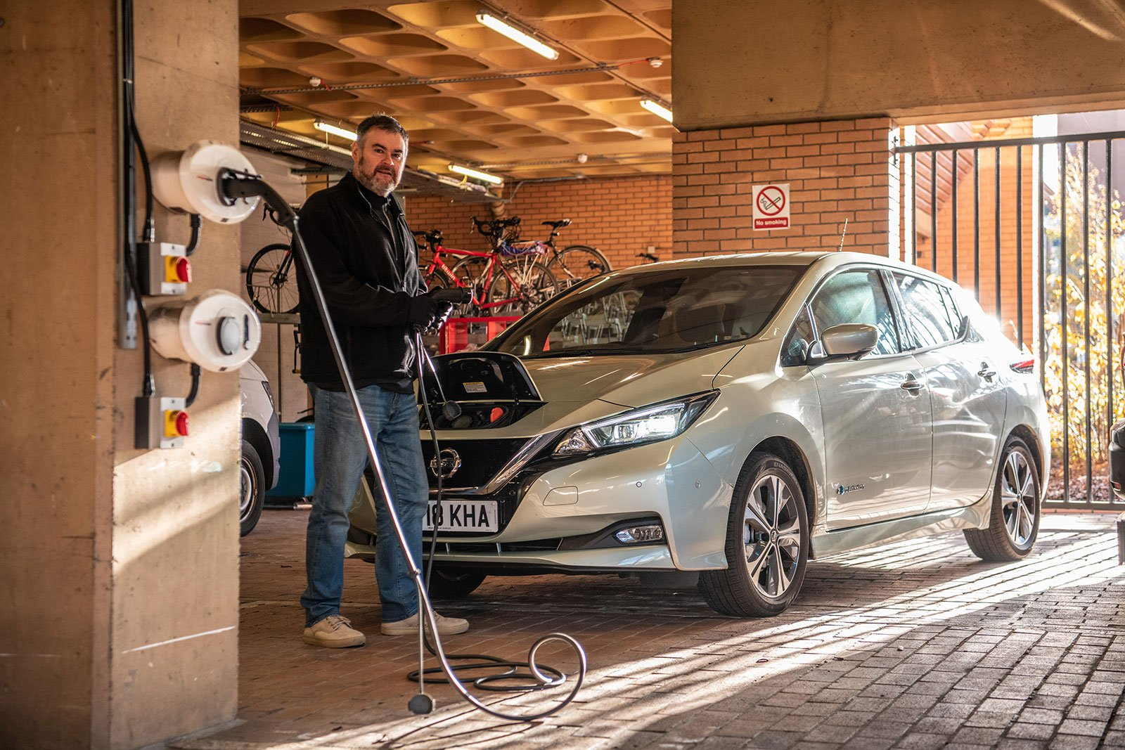 Nissan Leaf long