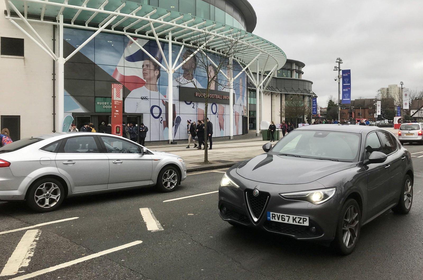 Long-term Alfa Romeo Stelvio in Twickenham