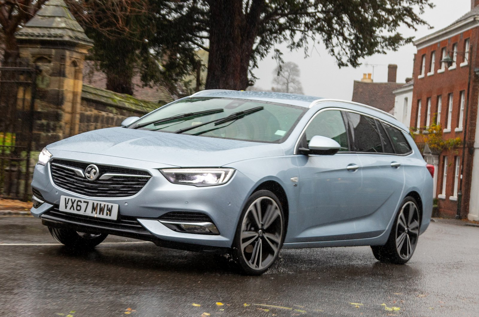 Vauxhall Insignia Sports Tourer estate long-term test