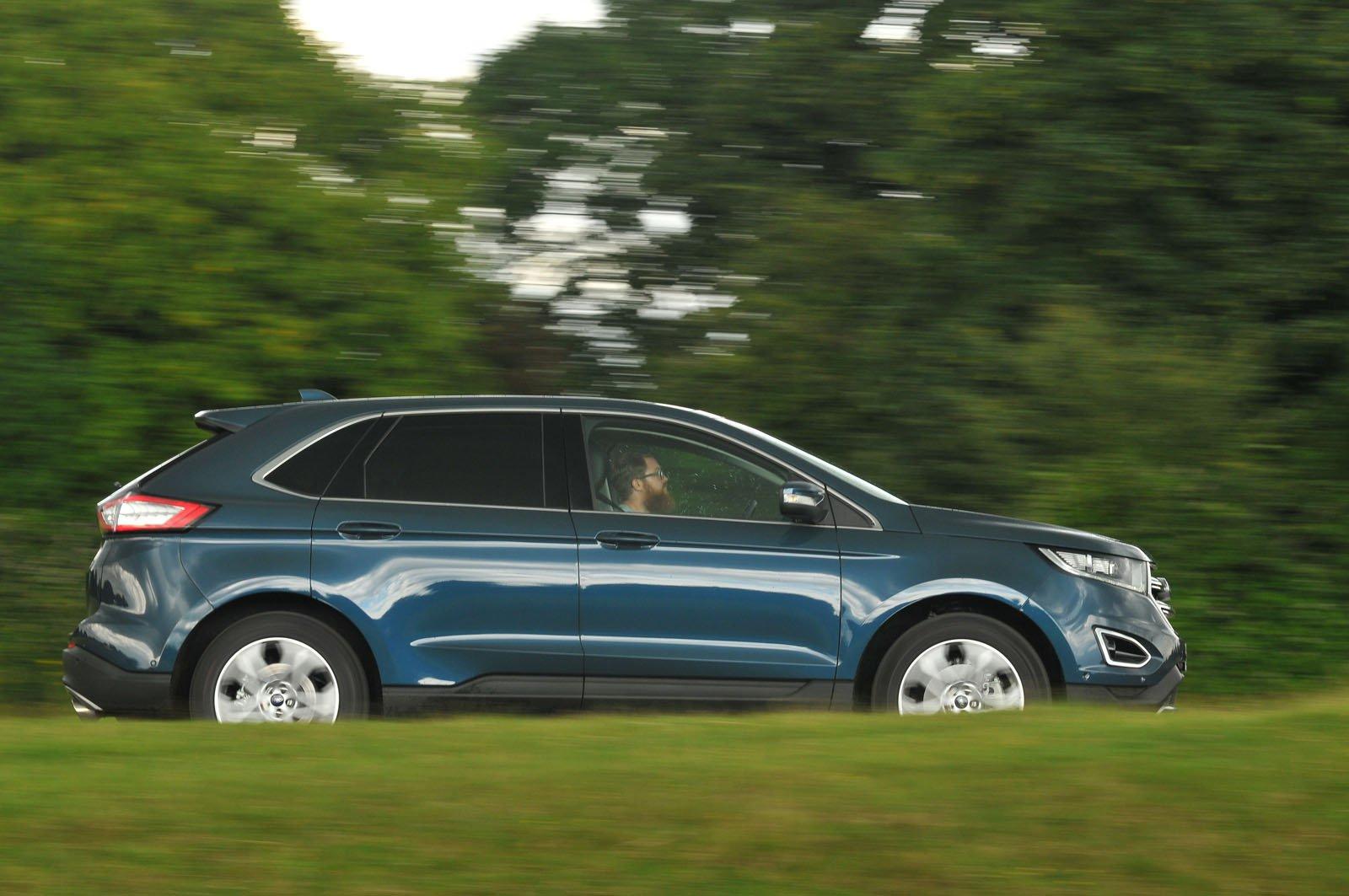 Used Test Ford Edge Vs Kia Sorento