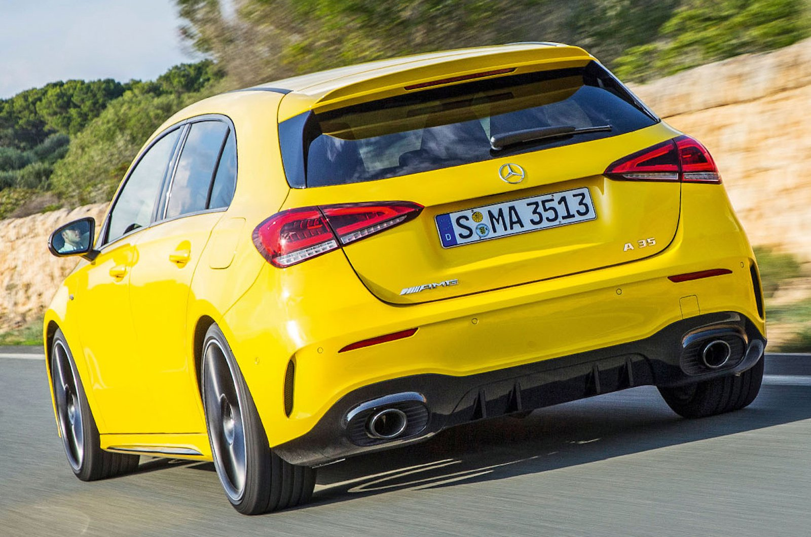 2019 Mercedes-AMG A35 4Matic - price, specs and release ...