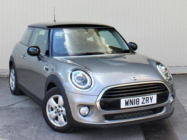 Mini hatchback used