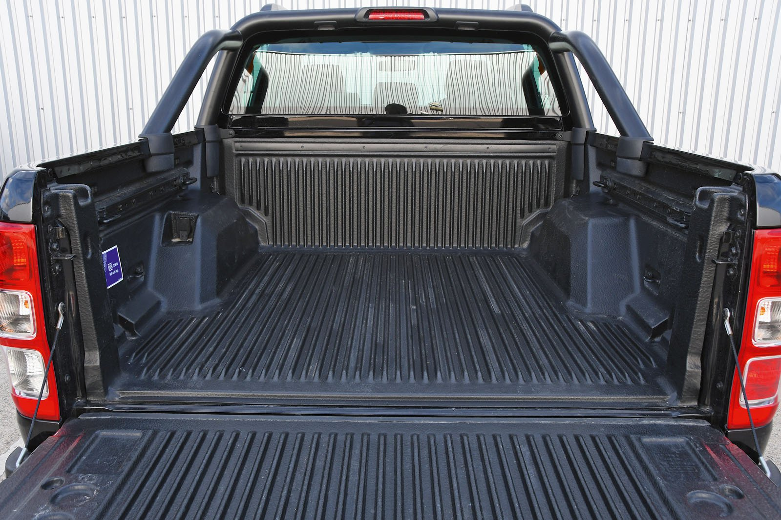 Ford Ranger bed
