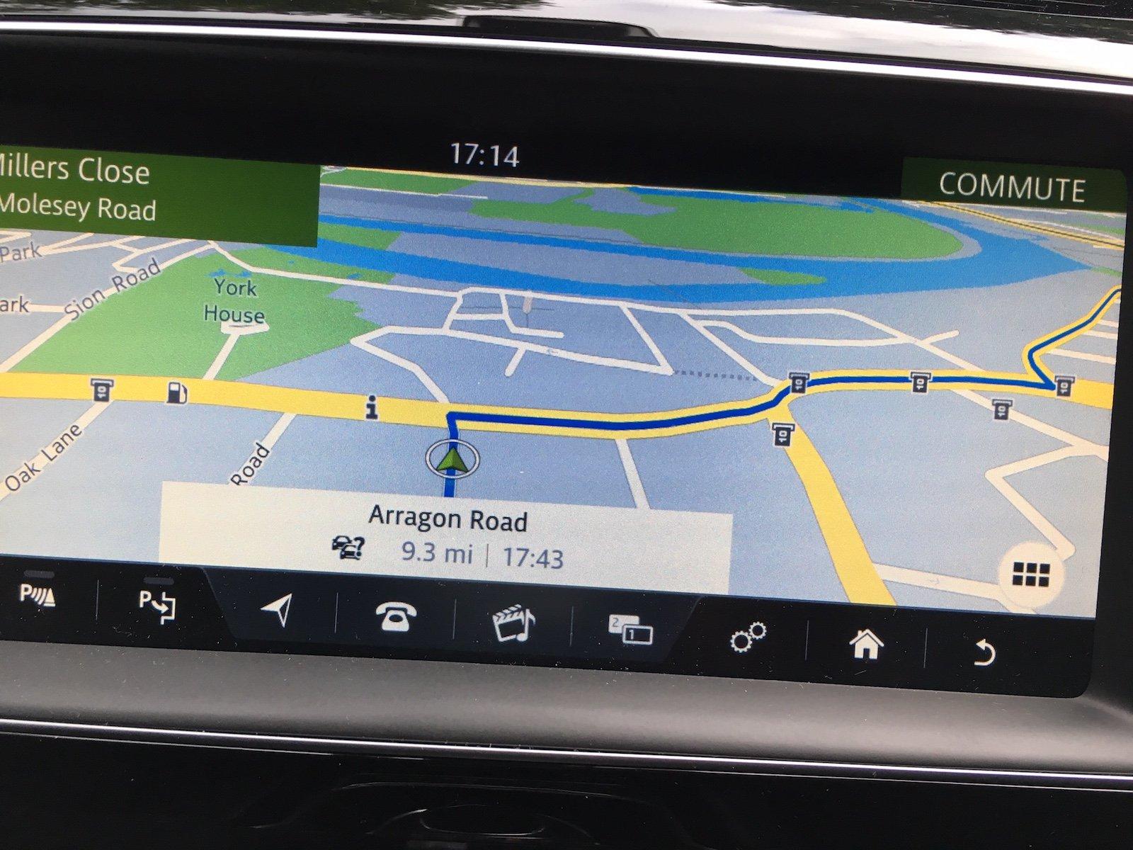 Jaguar XE info