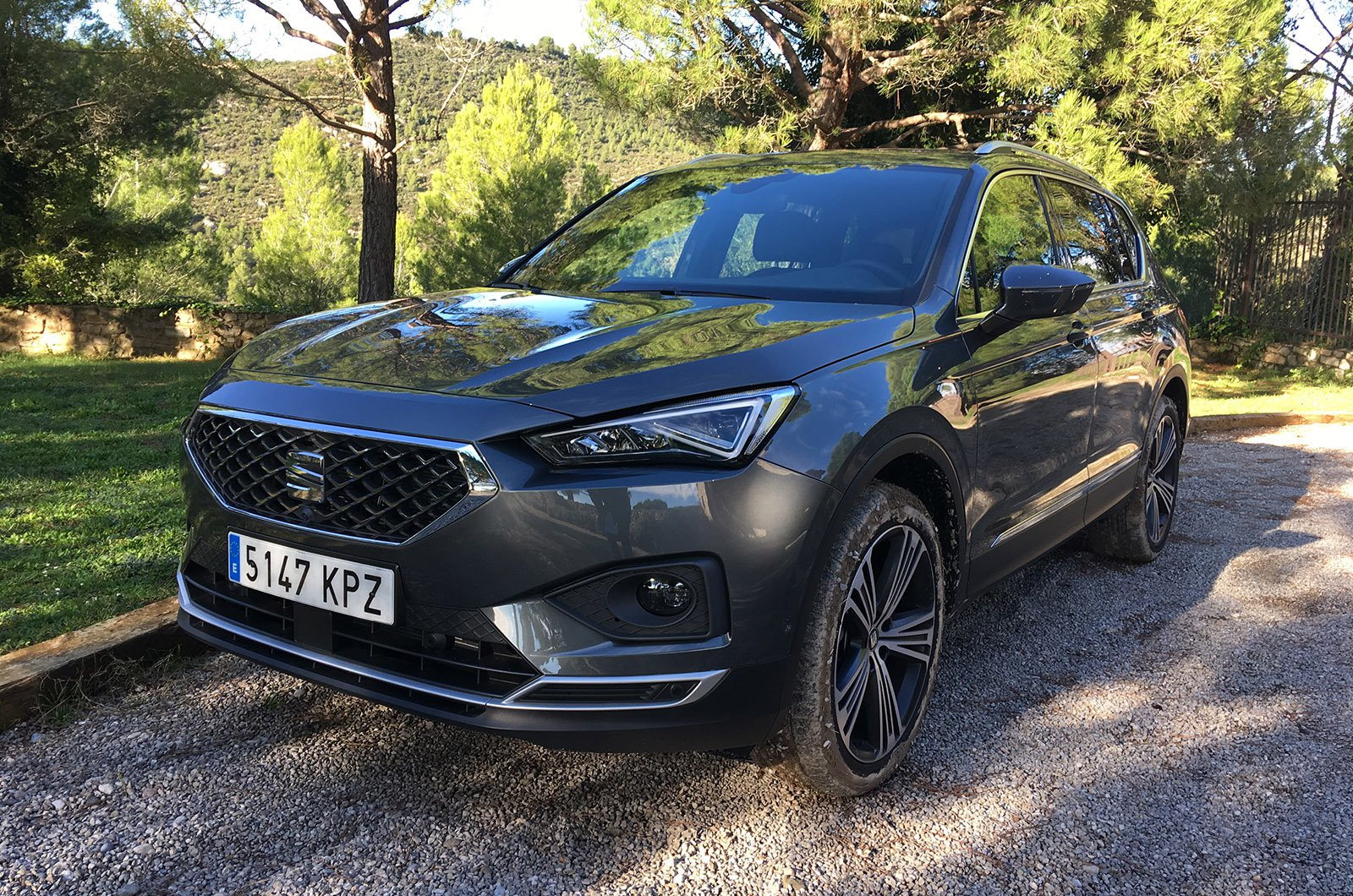 Seat Tarraco launch
