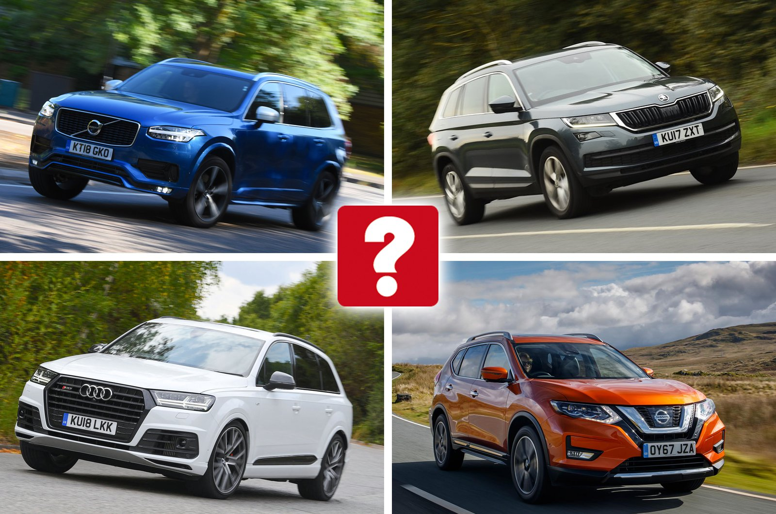 Best Family Suv With 3rd Row >> Best And Worst Seven Seat Suvs And 4x4s 2019 What Car