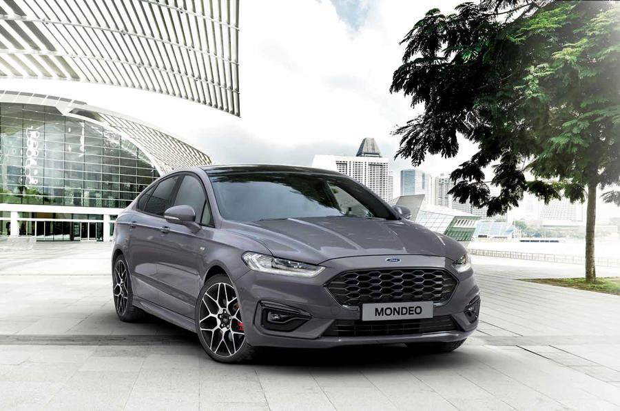 2019 Ford Mondeo facelift