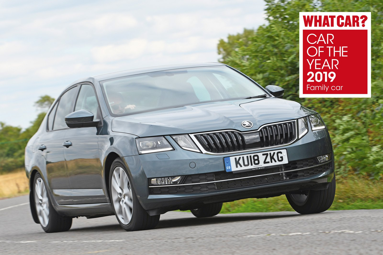 Skoda Octavia Review 2019 | What Car?