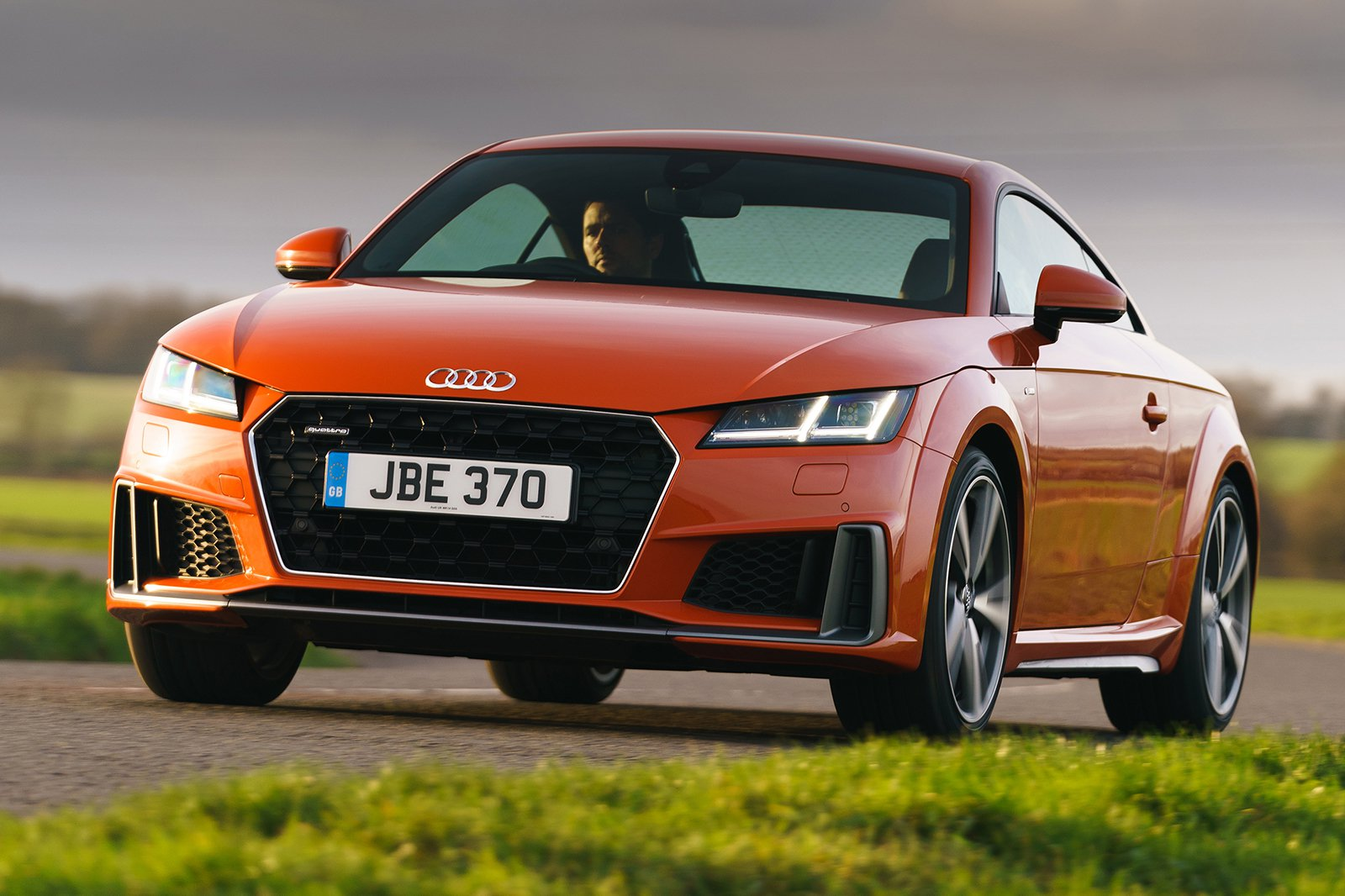 2019 Audi TT Coupé 45 TFSI Quattro Review
