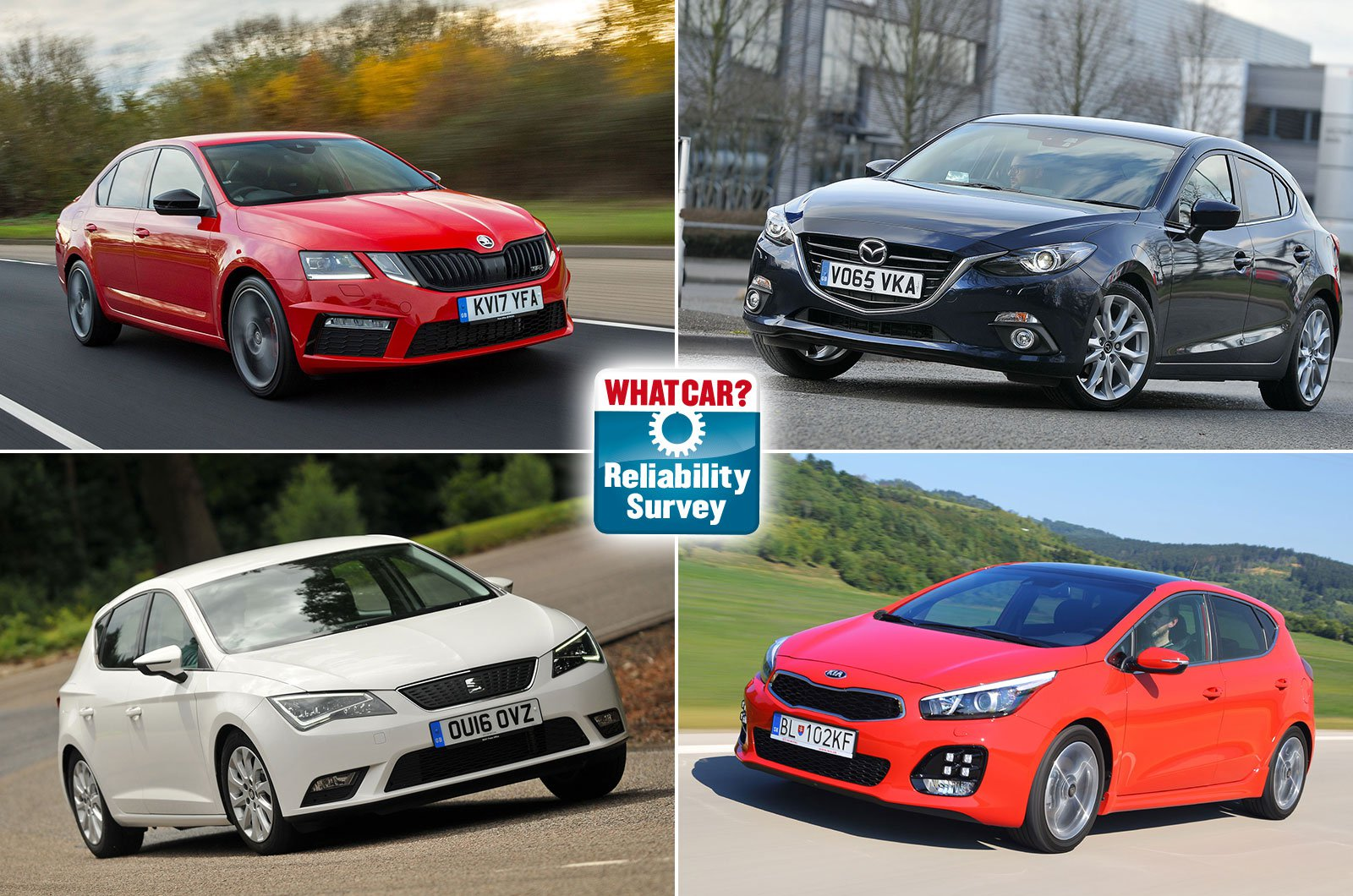 Best family cars for reliability