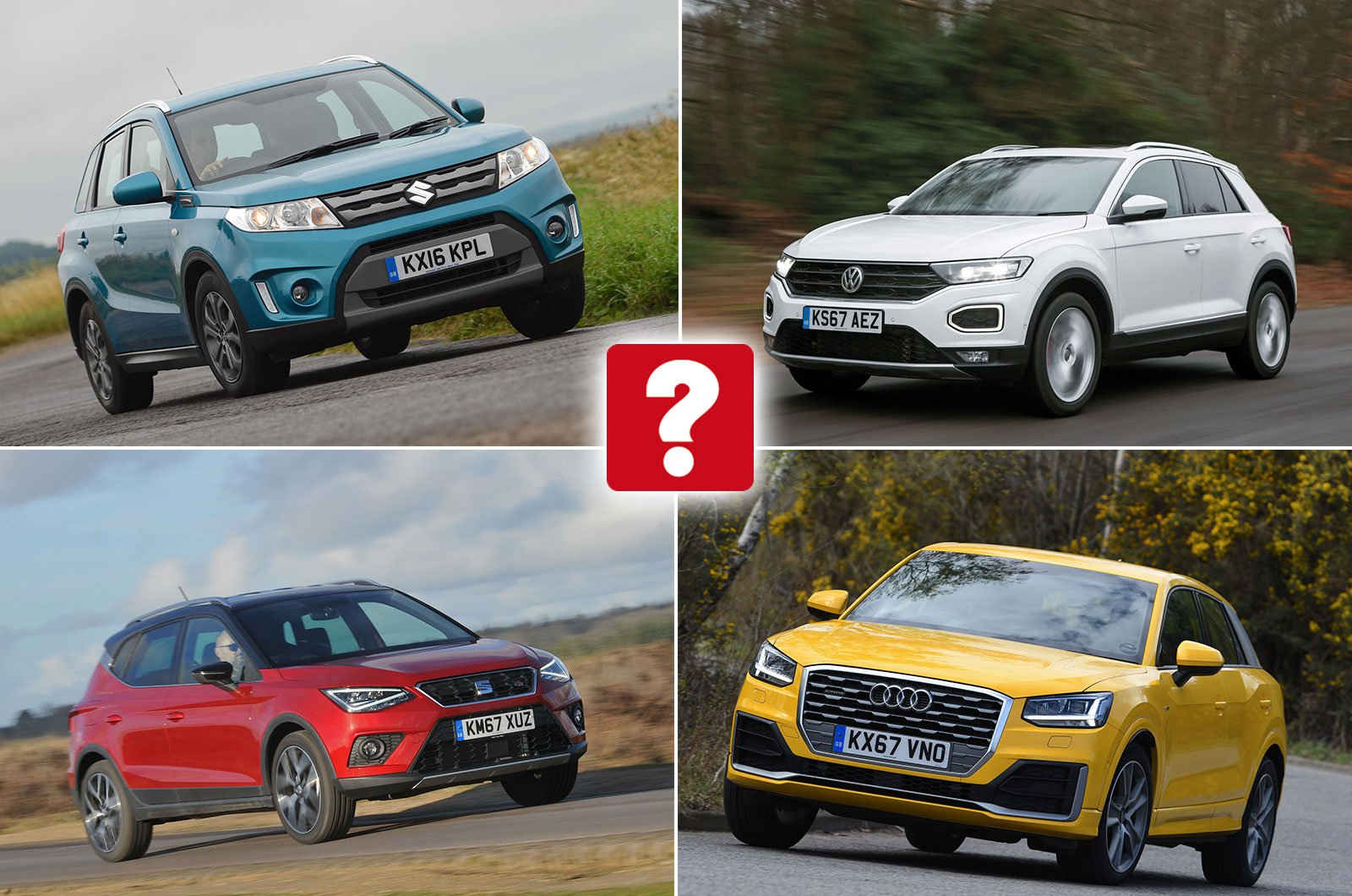 Best Small Suvs 2019