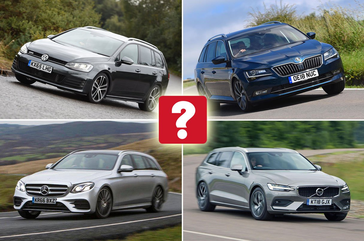 Best estate cars