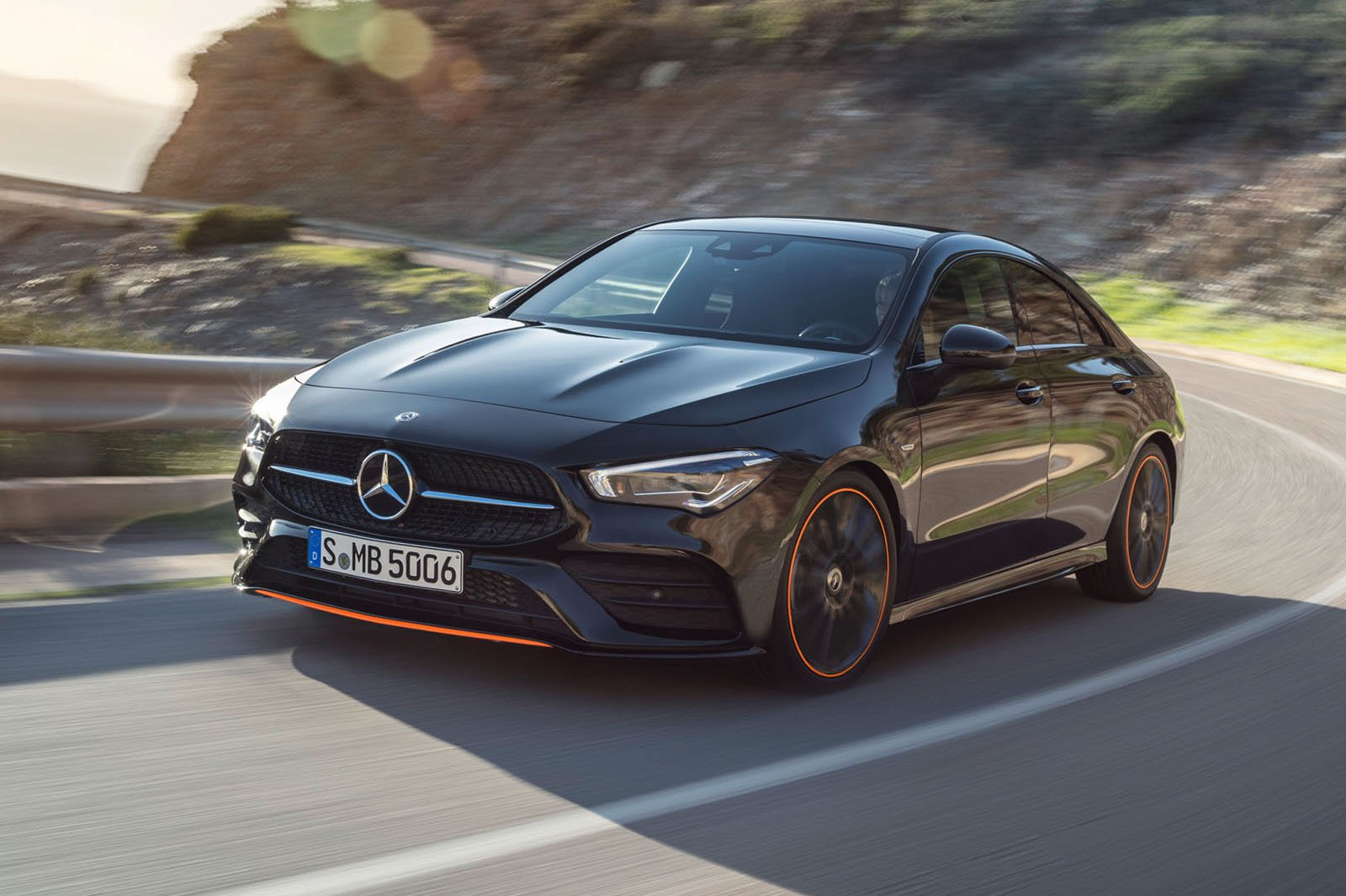 2019 mercedes benz cla price specs and release date. Black Bedroom Furniture Sets. Home Design Ideas