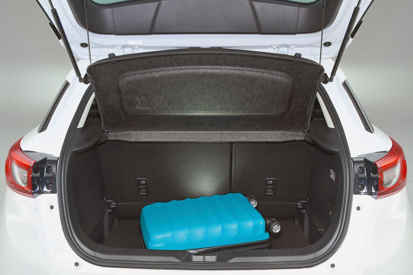 Mazda CX-3 Boot