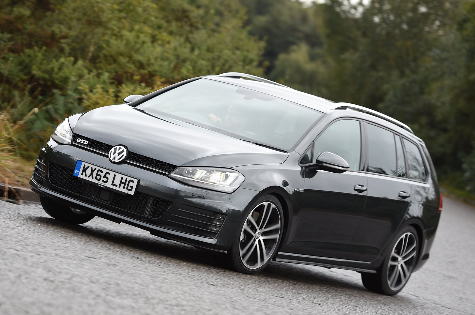 Used Volkswagen Golf estate