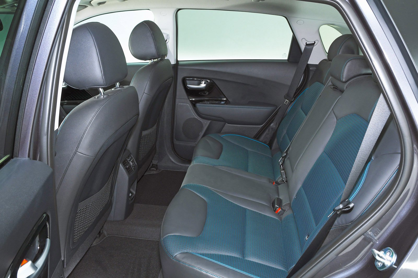 Kia e-Niro back seats