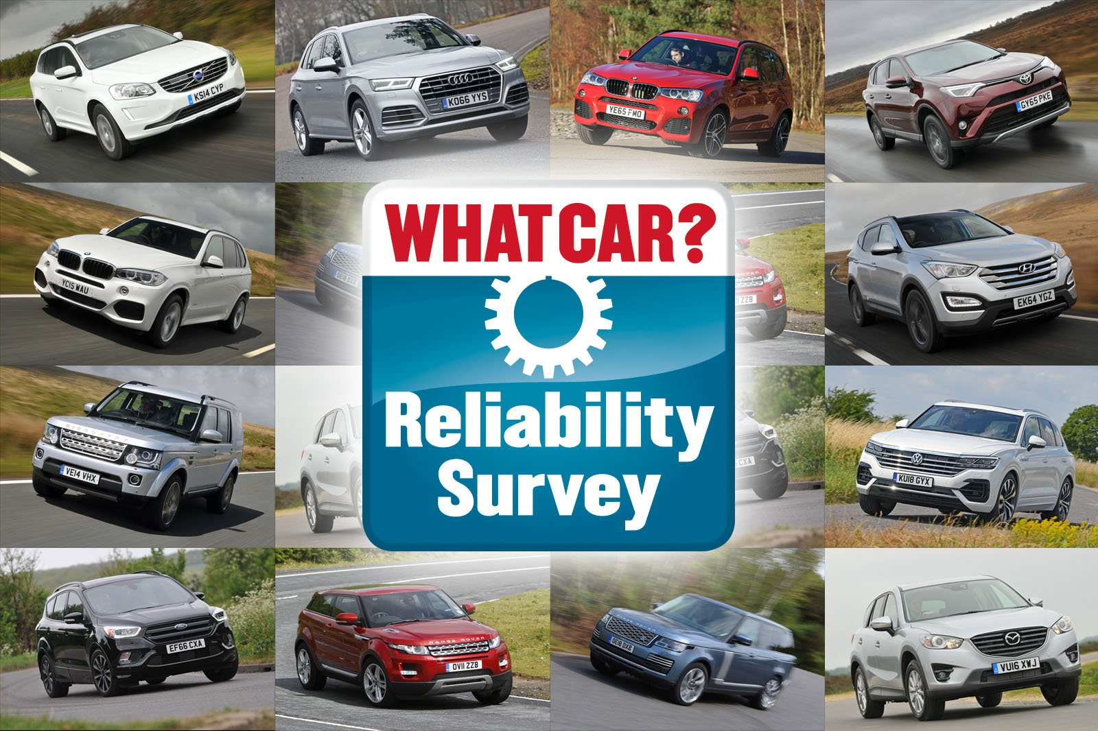 Large and luxury car reliability main