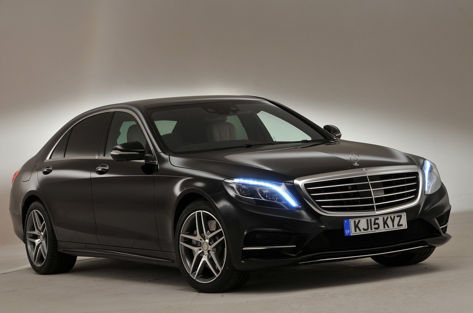 Used Mercedes-Benz S-Class
