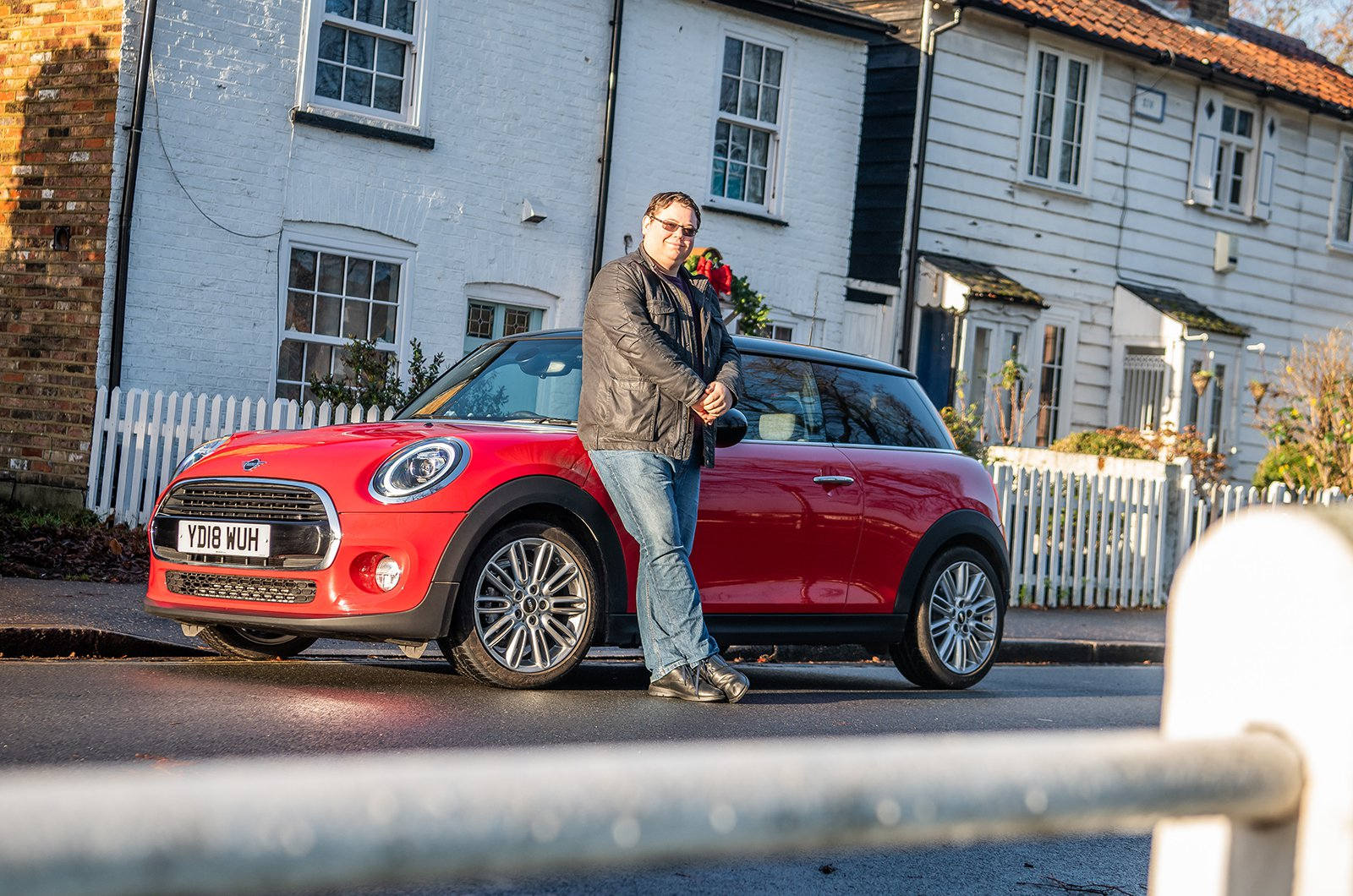 Mini hatchback long-term test
