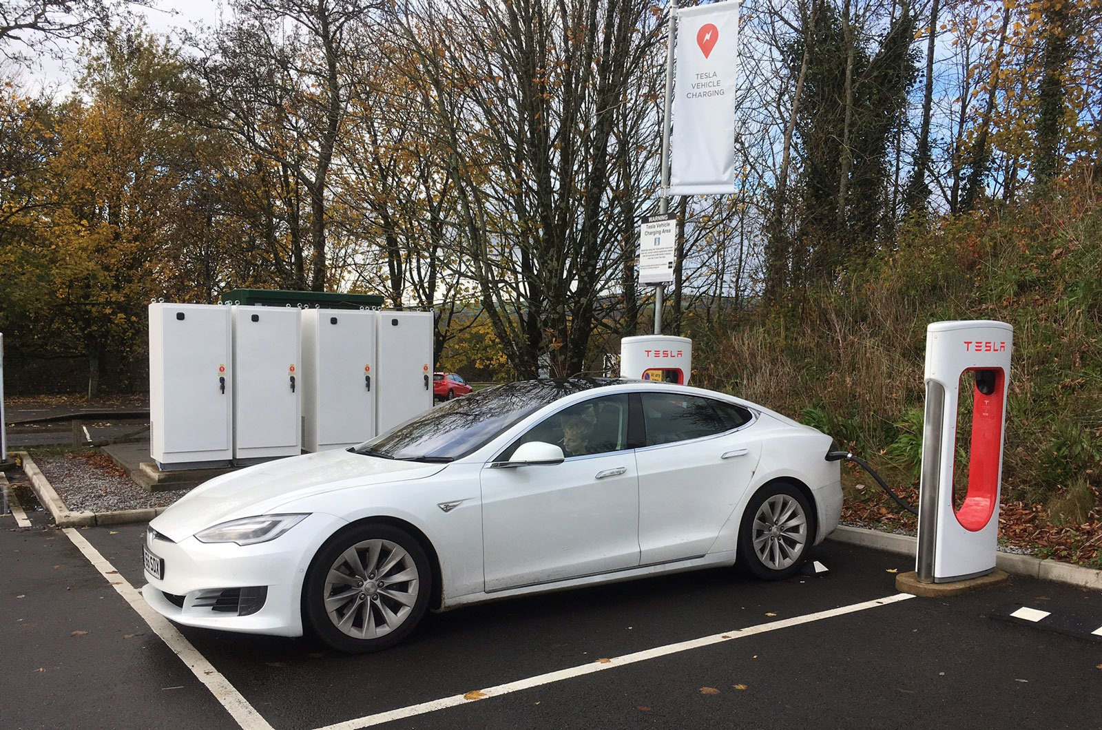 Used Tesla Model S long termer