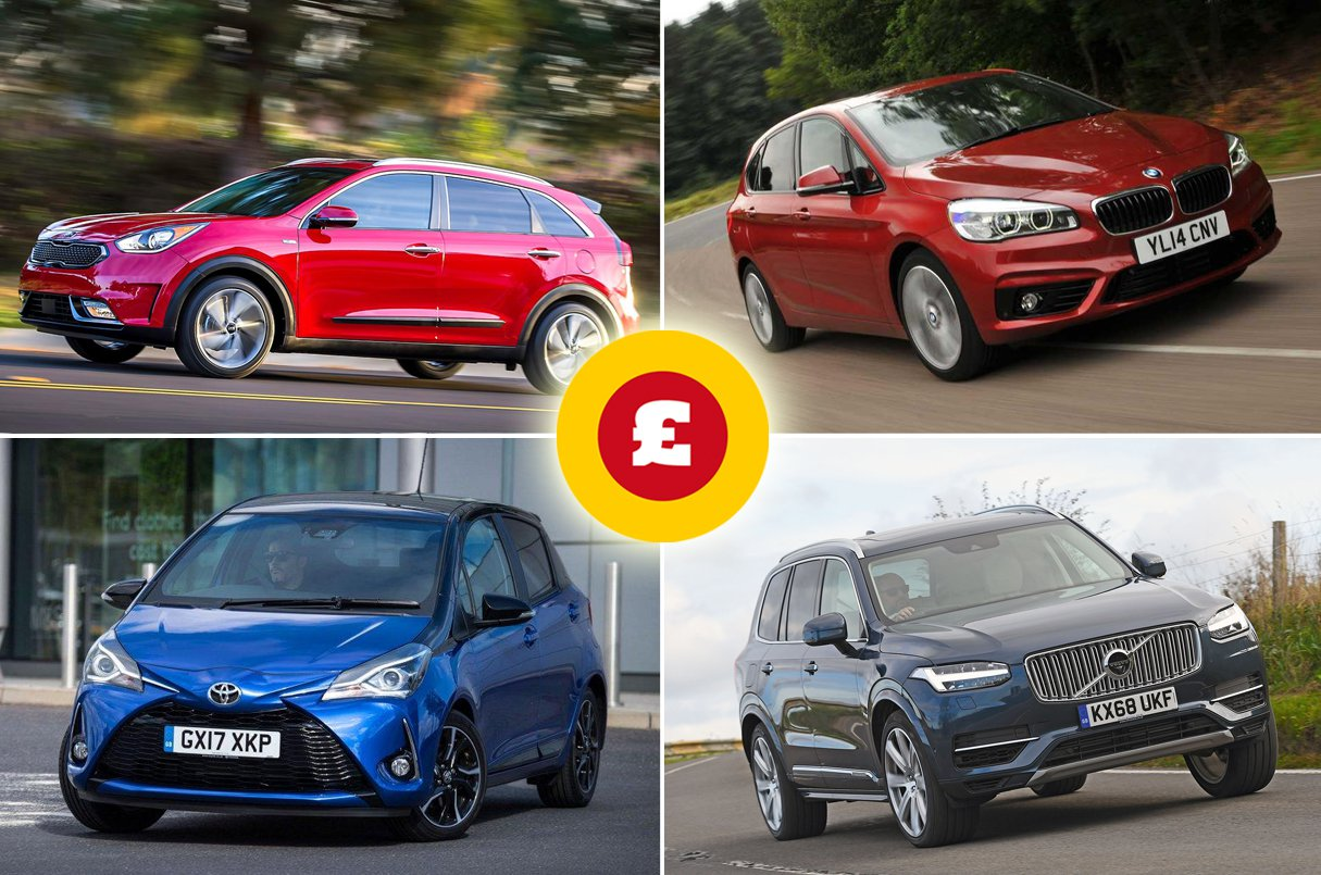 Best Hybrid Car Finance Deals