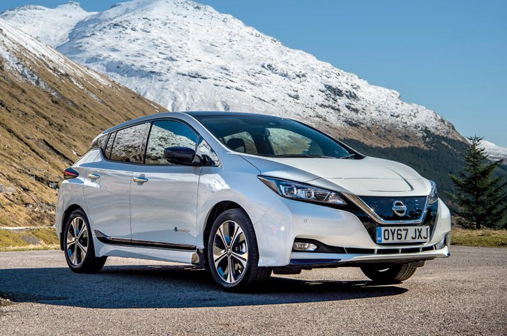 The new-look Nissan LEAF has experienced a stellar first 12 months on the road