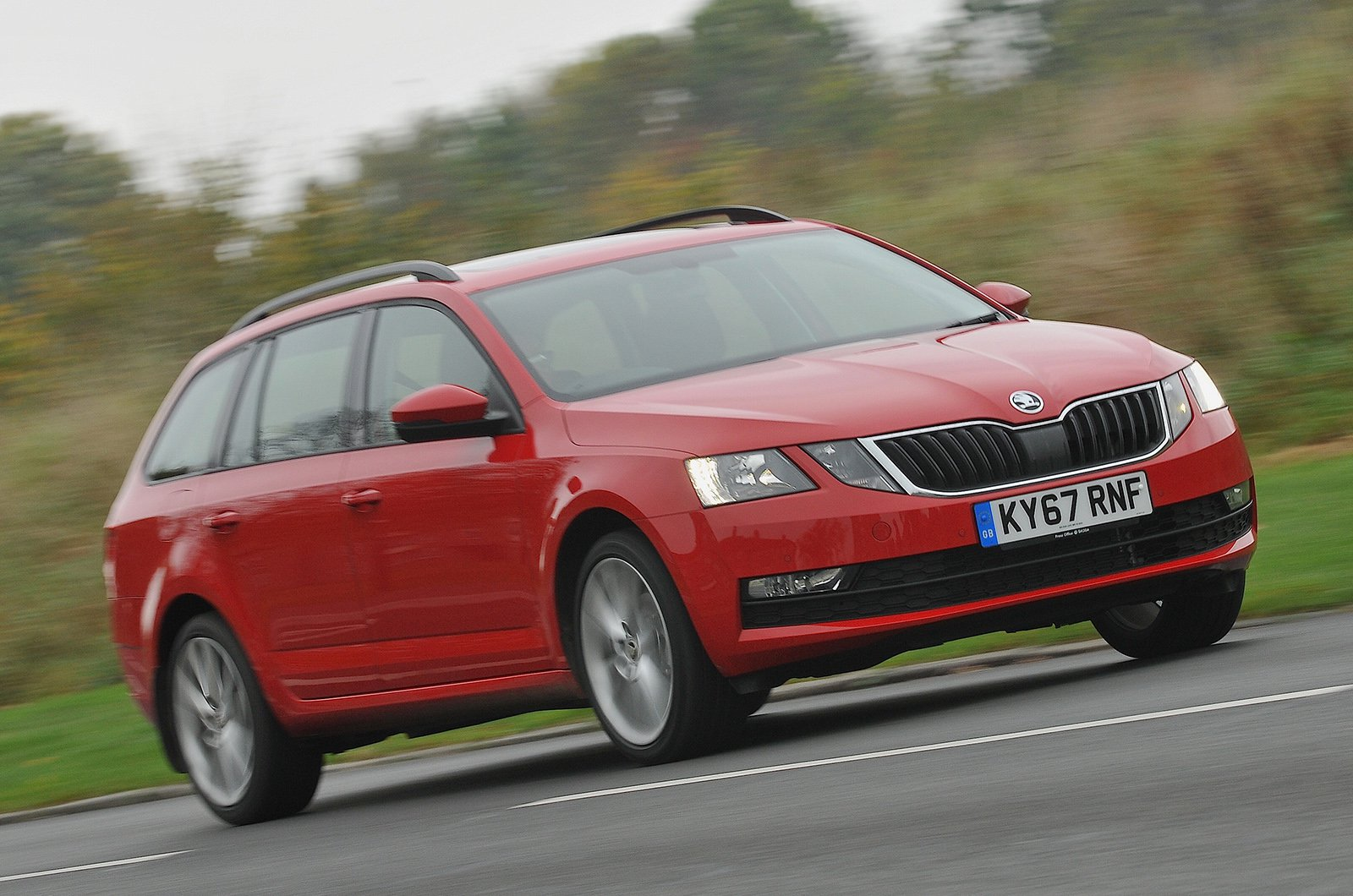 Used Skoda Octavia estate