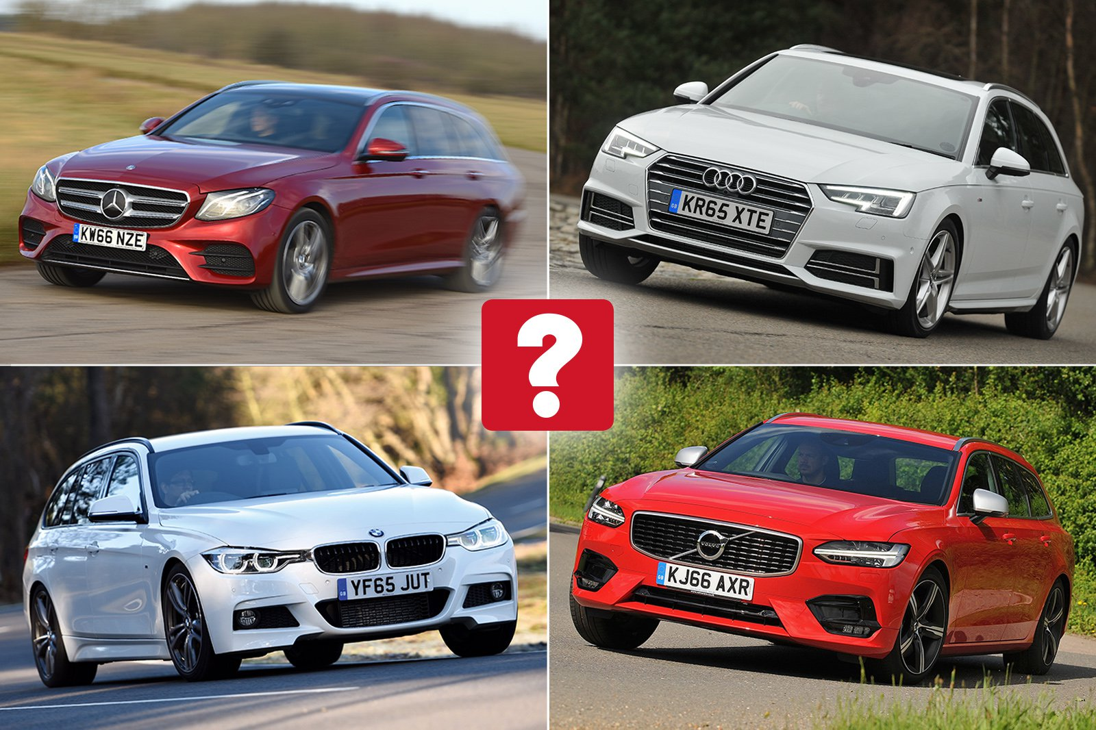 Best used estate cars for less than £25,000 (and the ones to avoid)