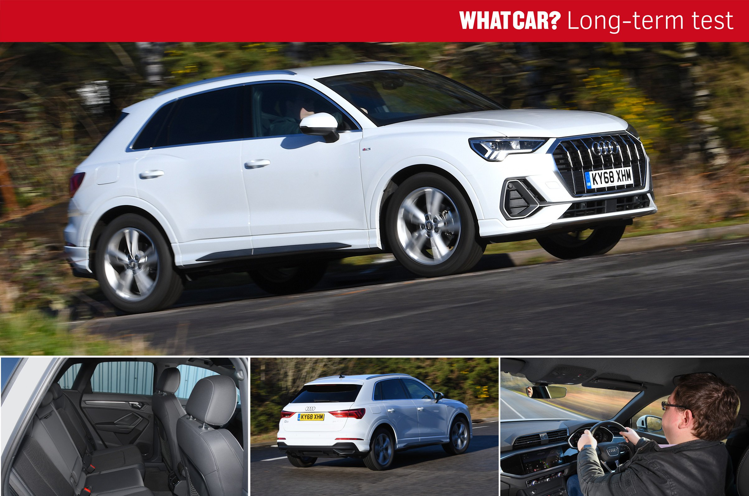 Audi Q3 long-term test