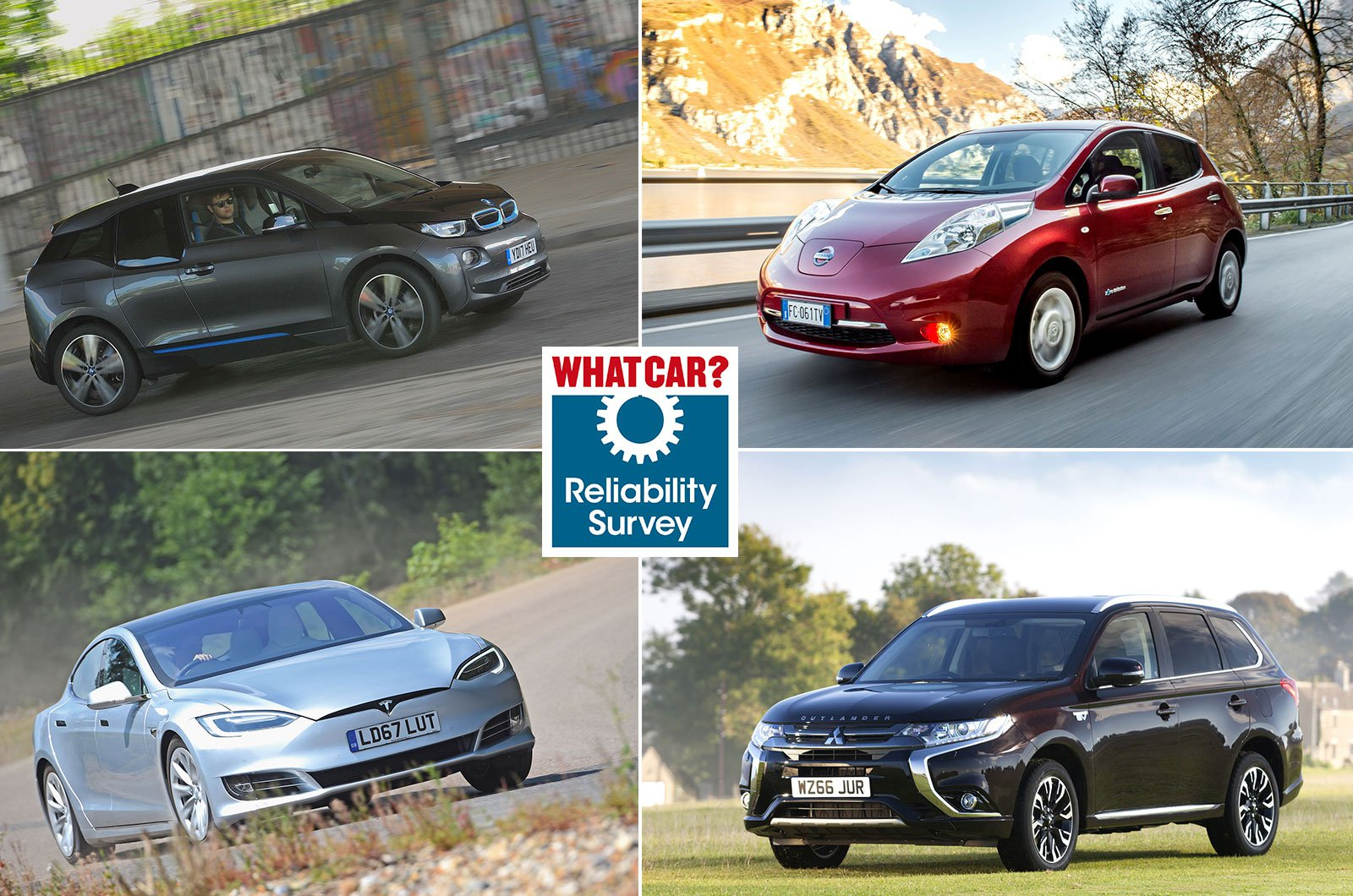Best And Worst Evs Hybrids For Reliability Electric Hybrid Cars