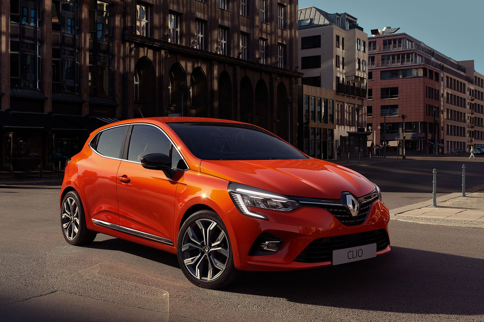 2019 renault clio price specs and release date what car. Black Bedroom Furniture Sets. Home Design Ideas