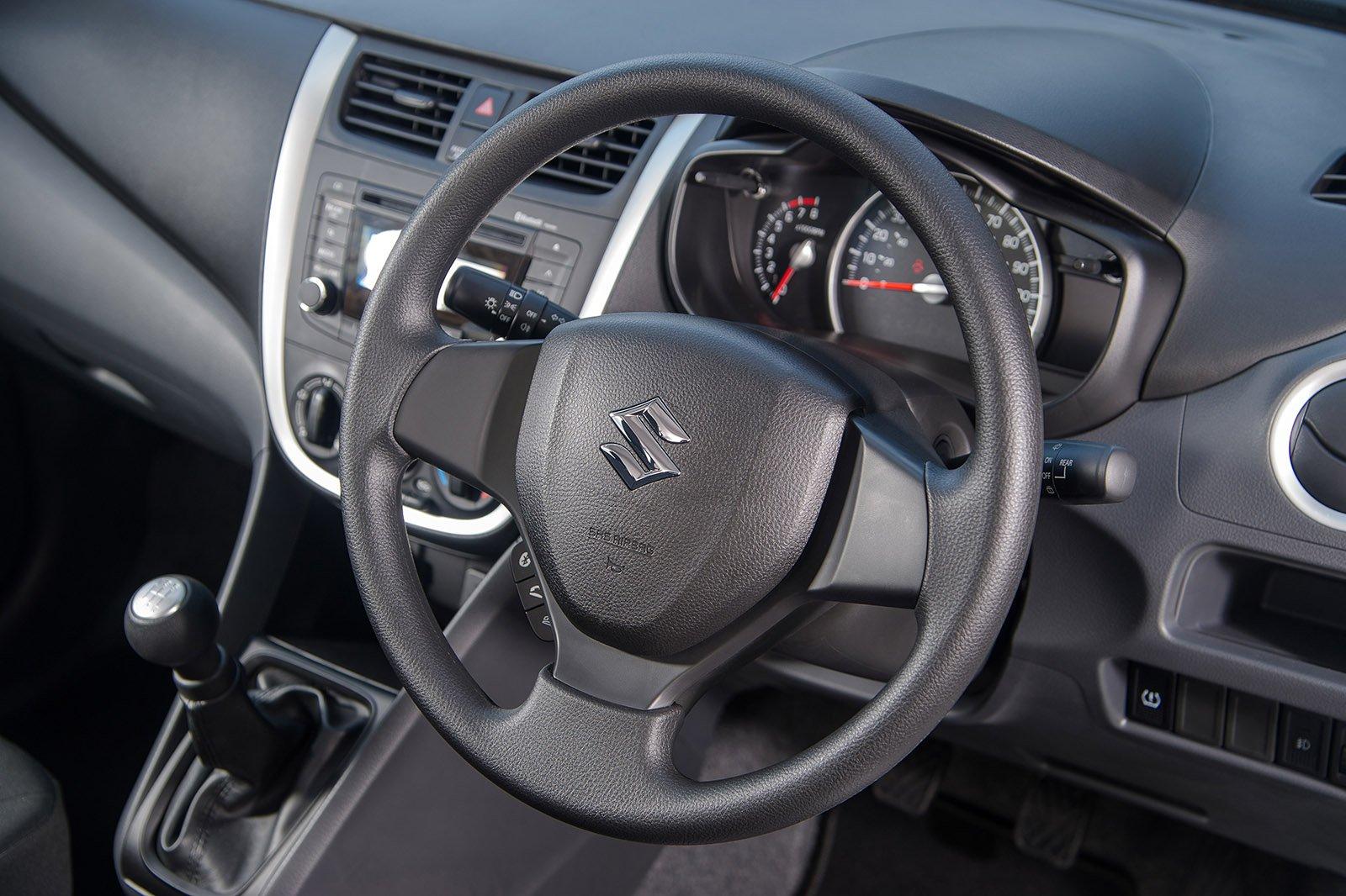 Suzuki Celerio 2019 RHD dashboard