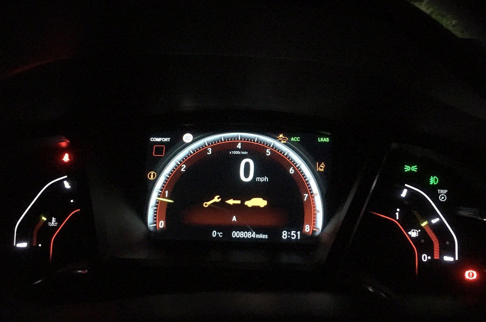 Honda Civic Type R long termer