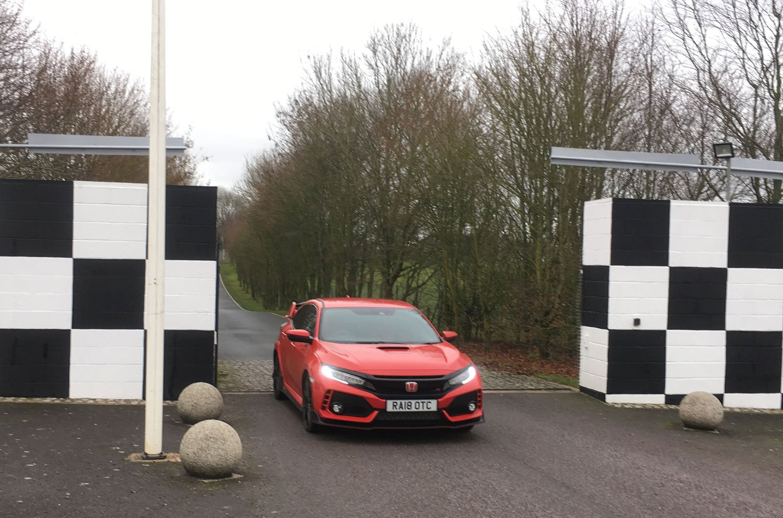 Honda Civic Type R long-termer
