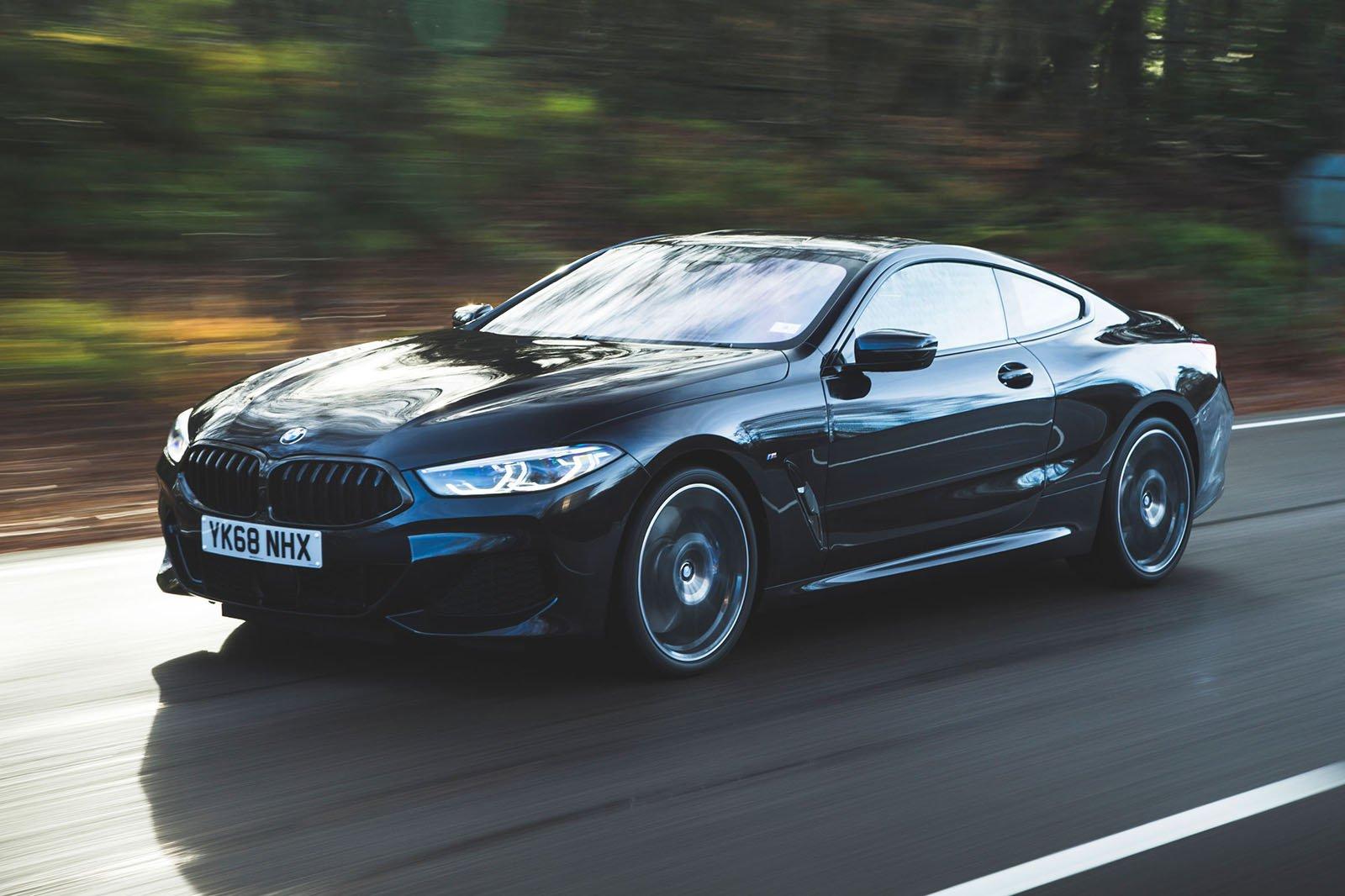 BMW 8 SERIES DIESEL COUPE