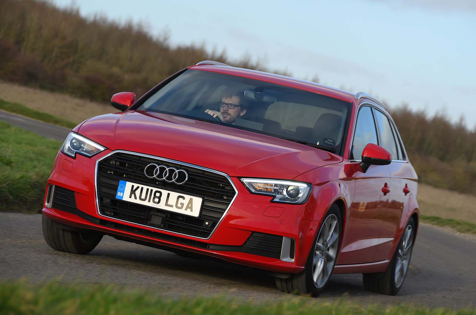 Used Audi A3 (13-present) long term test review front corner