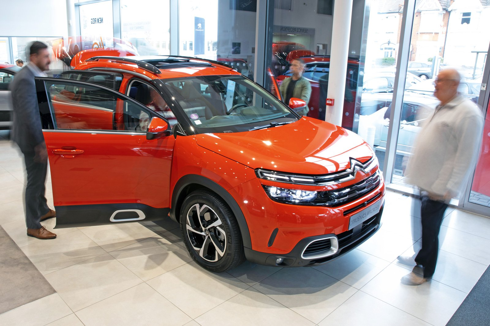 2019 citroen c5 aircross reader test team review what car. Black Bedroom Furniture Sets. Home Design Ideas