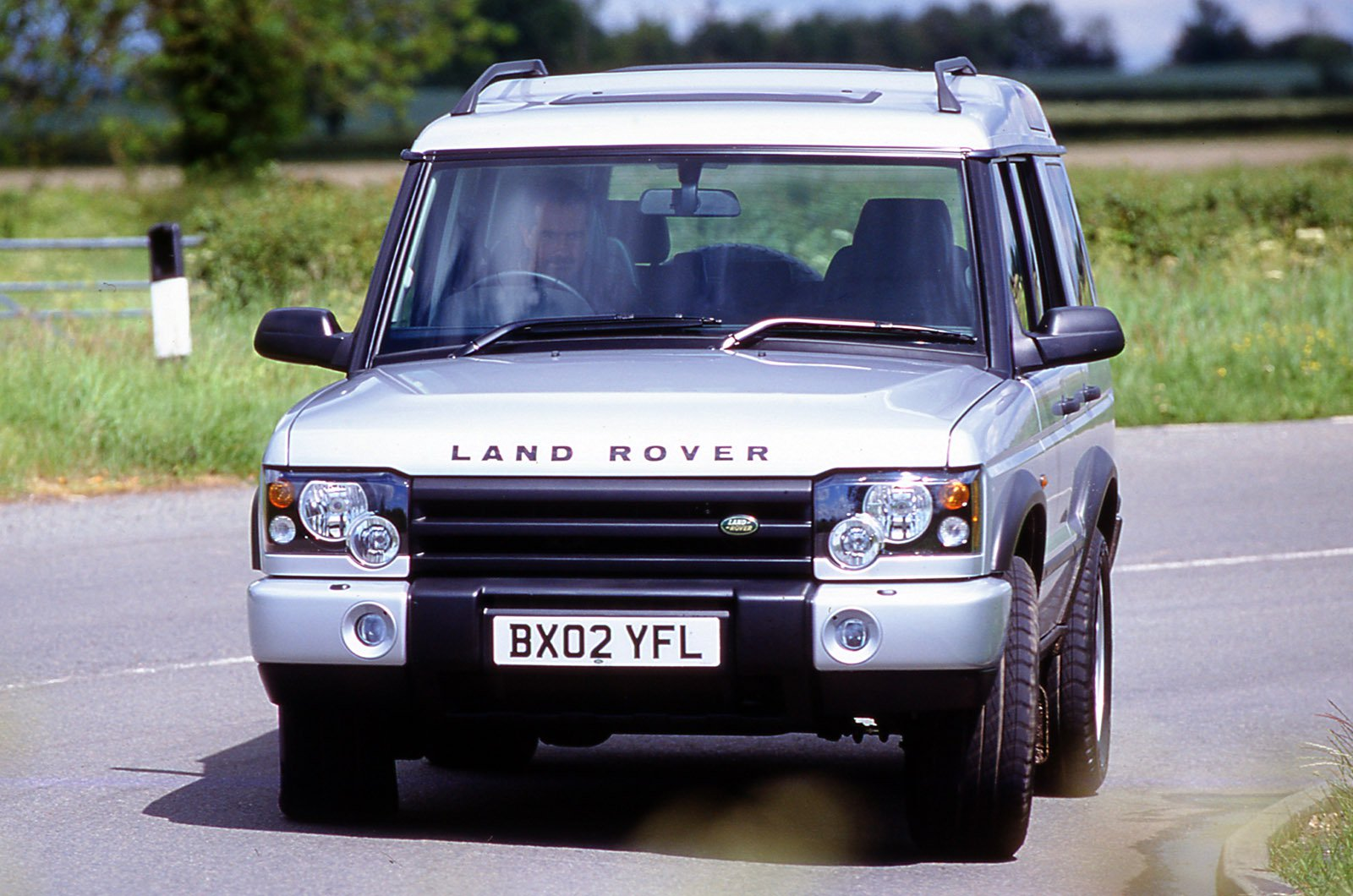 Used Land Rover Discovery 2