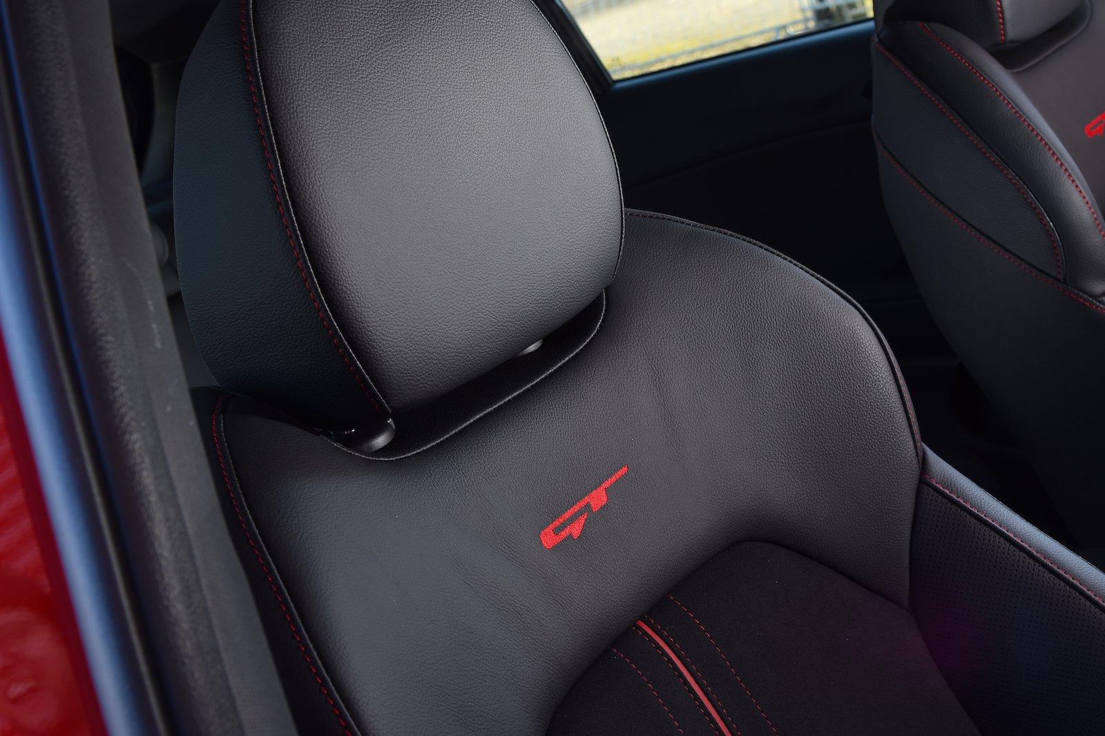 Kia Ceed GT Seats