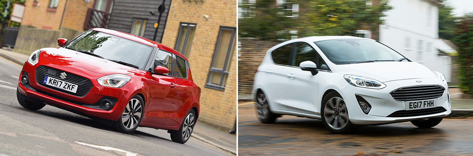 New Skoda Fabia vs used Seat Ibiza – alternatives