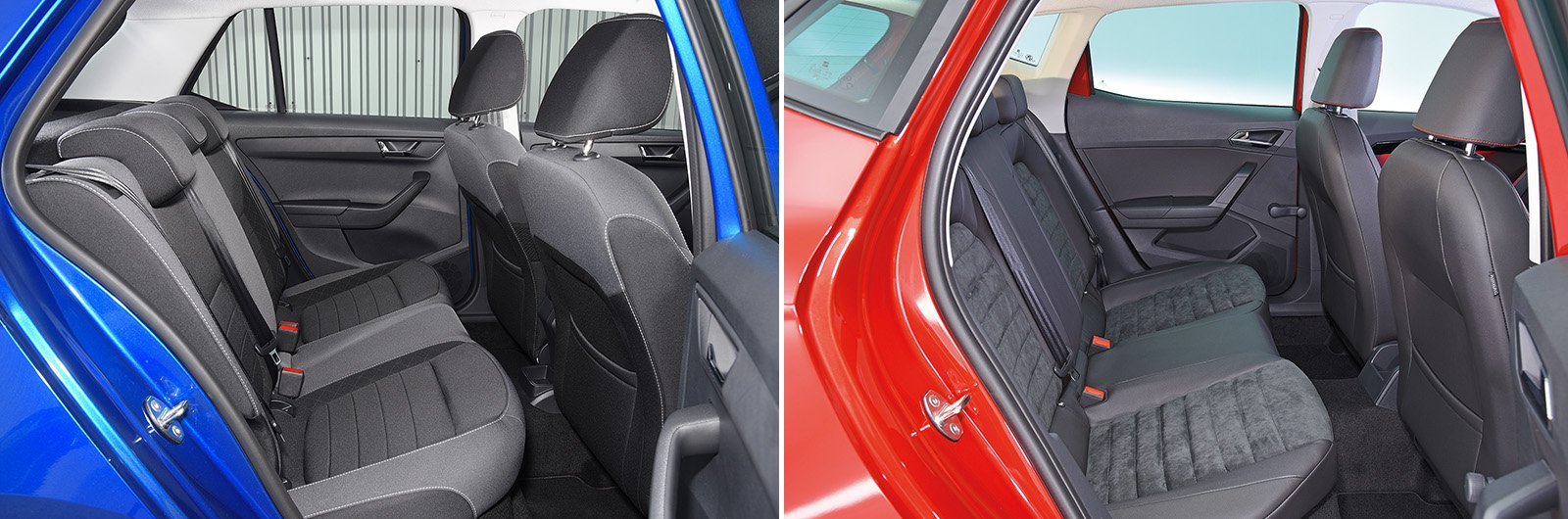 New Skoda Fabia vs used Seat Ibiza