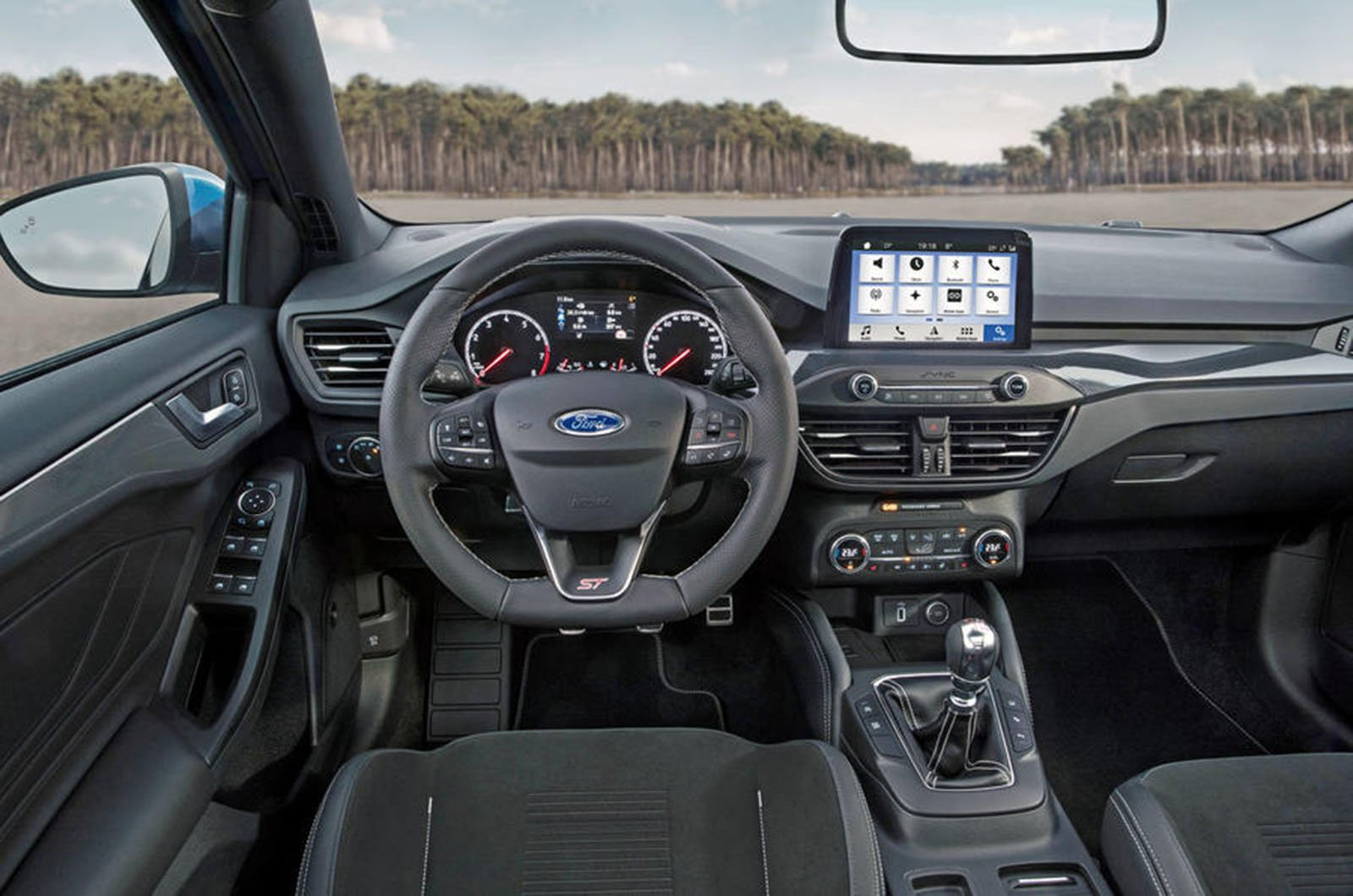 2019 Ford Focus St Price Spec And Release Date